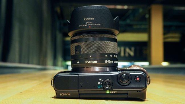 ویژگیهای مثبت و منفی دوربین جدید بدون آینه کانن M10