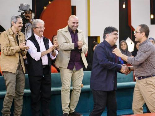 پایان مسابقهی «خندانندهی برتر» بدون رای گیری / ژوله و غفوریان اول شدند، رضویان و مسعودی دوم