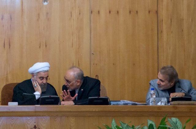 حسن روحانی,علیاکبر صالحی