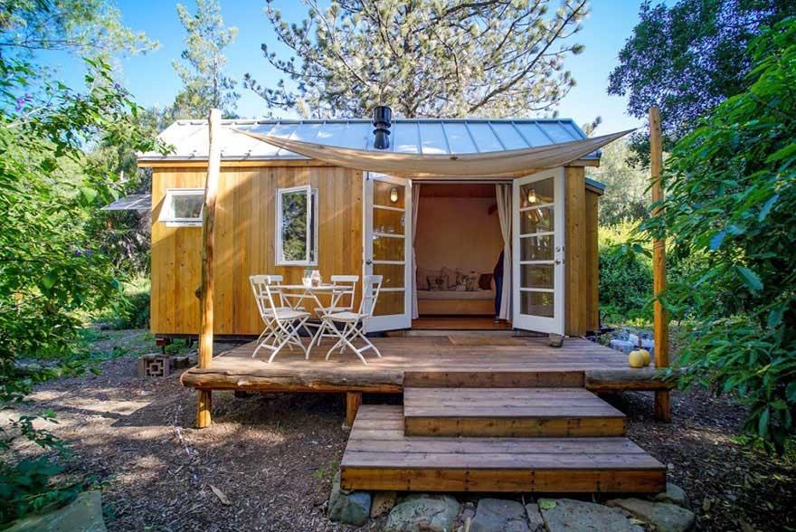کوچکترین خانههای زیبای جهان