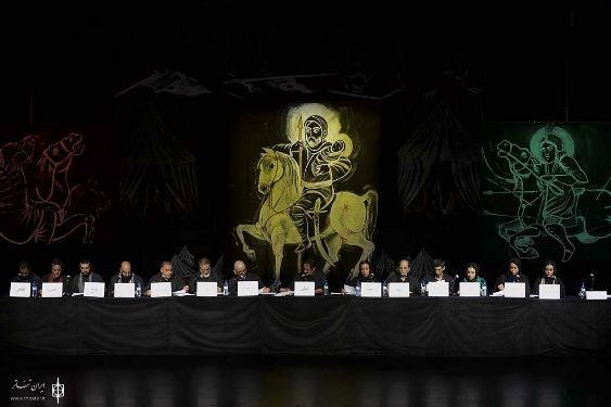 چند نما از اجرای متفاوت «روز واقعه» در تئاتر شهر / فیلمنامه بیضایی چگونه اجرا شد؟