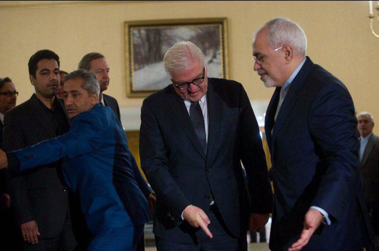 ایران و آلمان,والتر اشتاین مایر