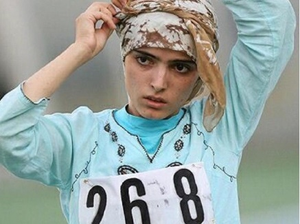 پیام تشکر وزارت ورزش از خانواده ریحانه بهشتی / قهرمان ملی تویی