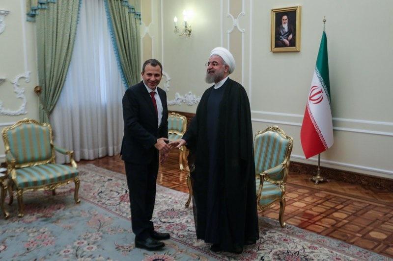 حسن روحانی,لبنان