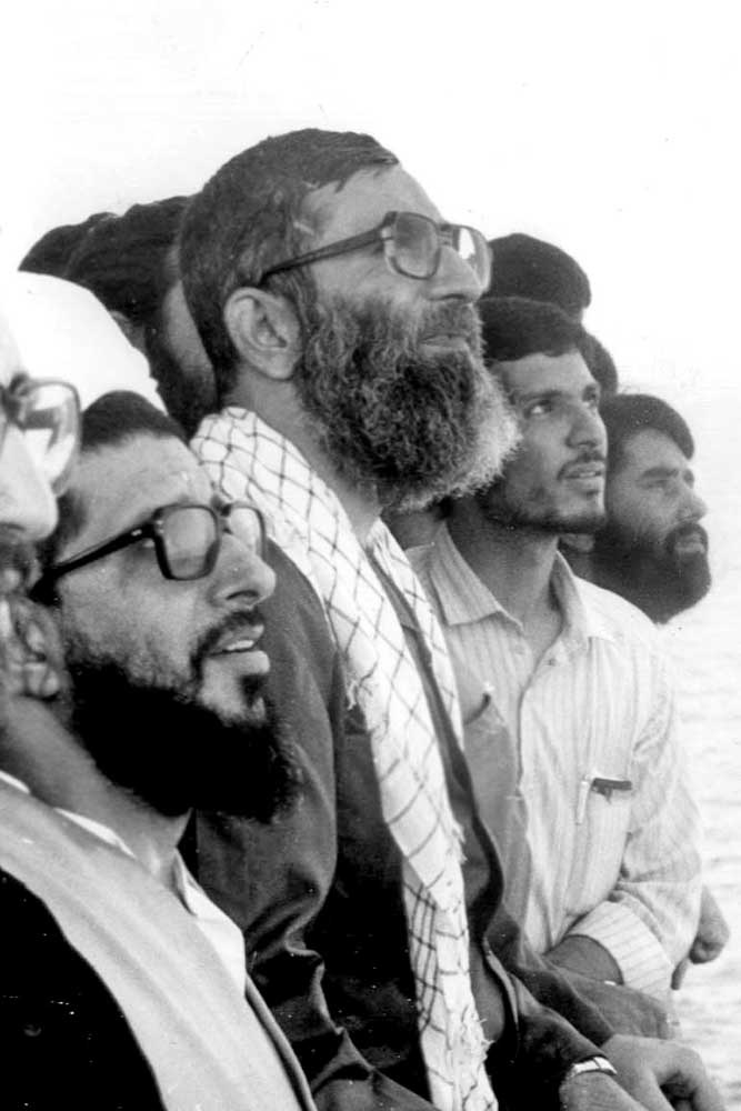 تصاویری از حضور آیتالله خامنهای در مانور شهادت
