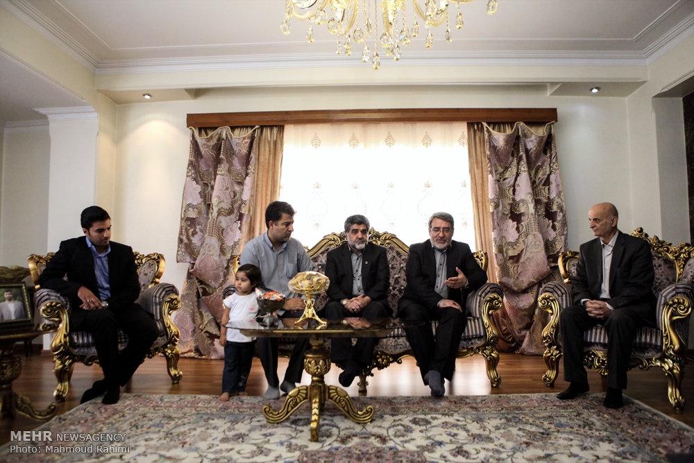 محمدجواد ظریف,حسن روحانی,آیتالله خامنهای رهبر معظم انقلاب