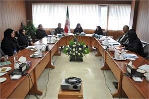 جلسه کارگروه ایجاد فرصت های اشتغال برای بانوان آذربایجان غربی برگزار شد