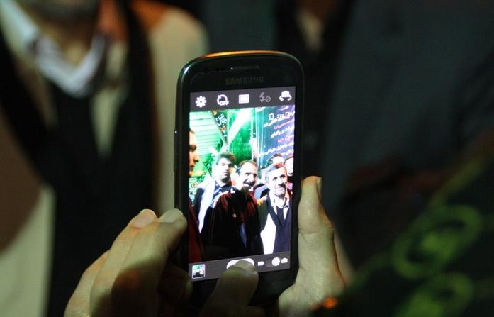 عزاداری,محمود احمدی نژاد