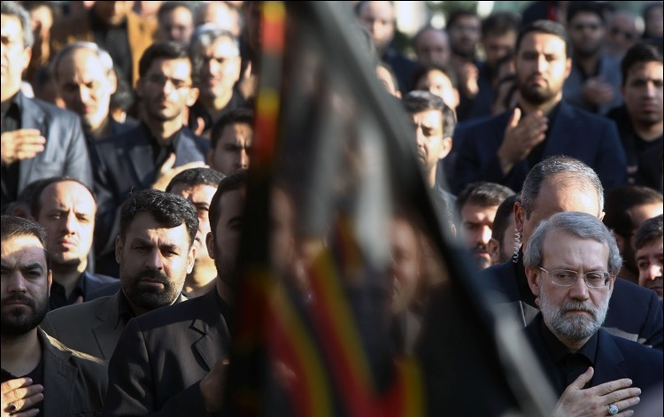 امام حسین ع ,علی لاریجانی