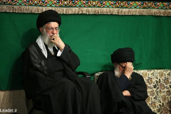 امام حسین ع ,آیتالله خامنهای رهبر معظم انقلاب,محمود احمدی نژاد