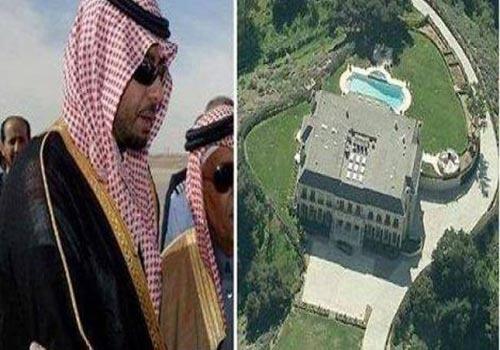 پسر پادشاه پیشین عربستان که متهم به تجاوز جنسی است از آمریکا گریخته است