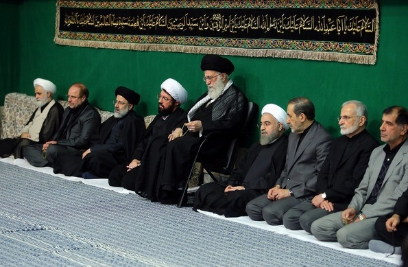 امام حسین ع ,آیتالله خامنهای رهبر معظم انقلاب