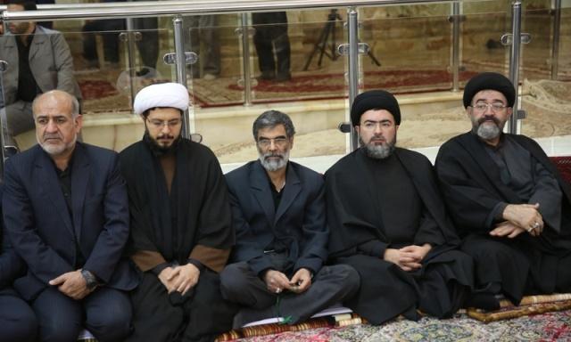 عاشورا,سید حسن خمینی,امام خمینی ره