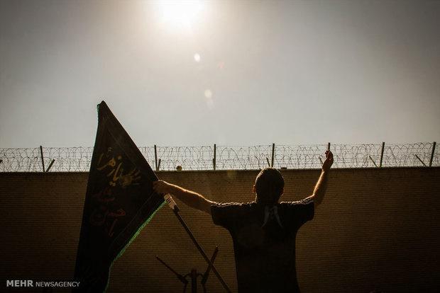 اینجا زندان بزرگ تهران، ظهر عاشورا/ وقتی یک هکر میاندار میشود