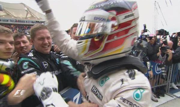 تصاویری هیجانانگیز از پرسرعتترین مسابقه اتومبیلرانی جهان