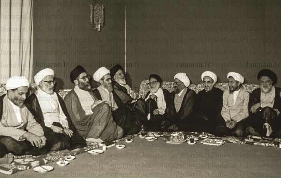 شهید دکتر سید محمد بهشتی,آیتالله خامنهای رهبر معظم انقلاب,سید محمد خاتمی