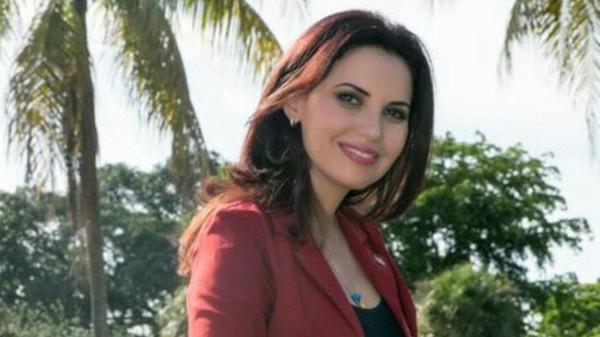 """العربیه نامزد انتخاباتی آمریکا را """"زیباروی سوری"""" خطاب کرد"""