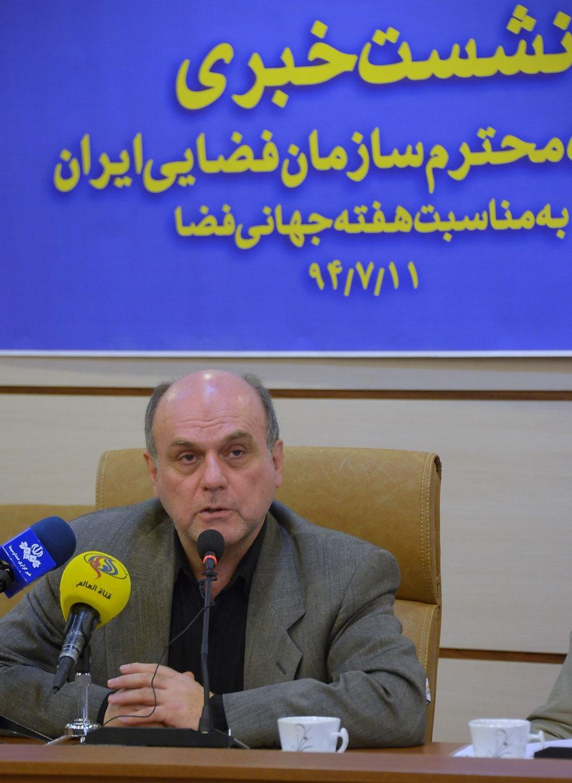 رئیس سازمان فضایی ایران: ماهواره بلوکه شده مصباح را پس می گیریم