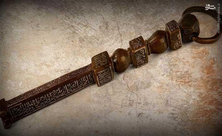 کلید خانه خدا را دیدهاید؟/ عکس