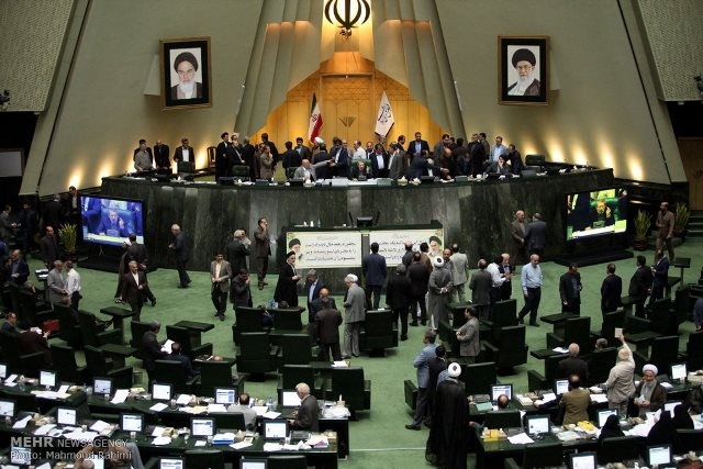 مجلس نهم,توافق هسته ای ایران و پنج بعلاوه یک برجام