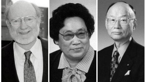 برندگان نوبل پزشکی معرفی شدند/عکس