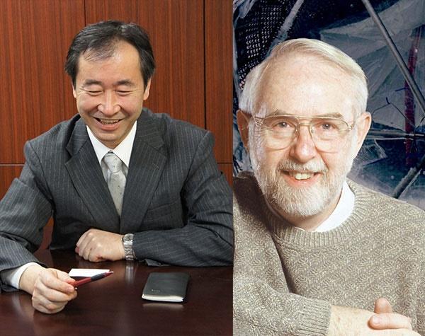 برندگان نوبل فیزیک معرفی شدند/عکس