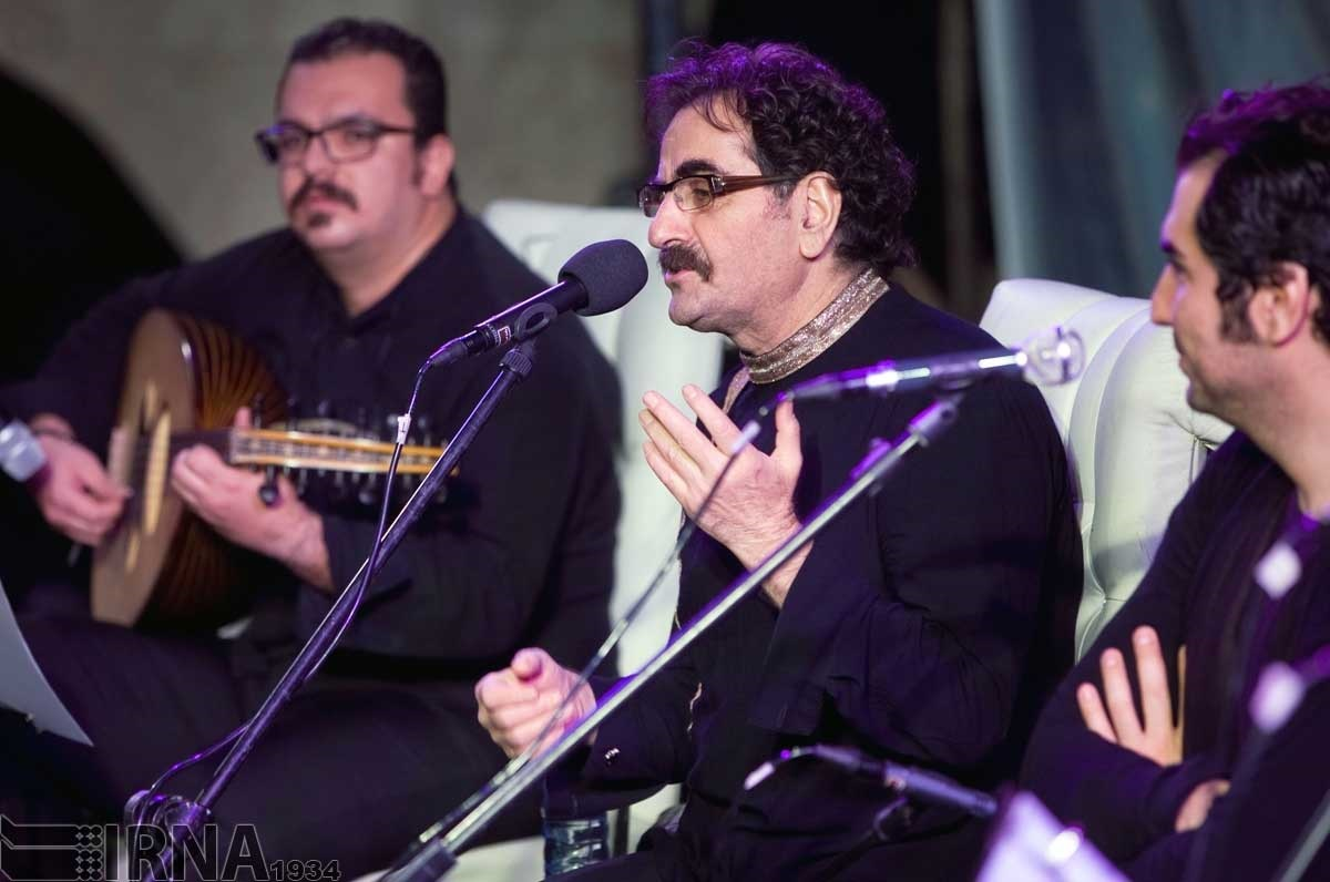 کنسرت شهرام و حافظ ناظری در کرمانشاه