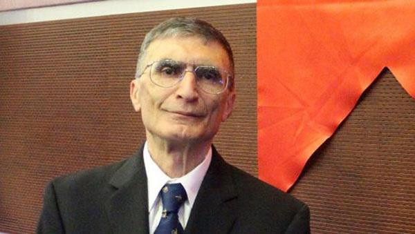 گفت و گو با اولین دانشمند ترکیه که برنده نوبل شد/مردم کشورم خوشحالند و جشن گرفتهاند