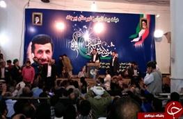 مرتضی تمدن,محمود احمدی نژاد