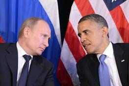 ولادیمیر پوتین,باراک اوباما
