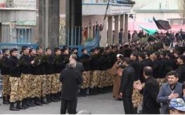 ارتش جمهوری اسلامی ایران,محرم