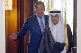 ایران و عربستان,سوریه,روسیه,عربستان