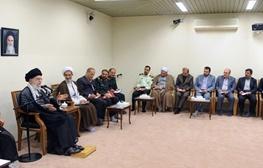استان چهارمحال و بختیاری,آیتالله خامنهای رهبر معظم انقلاب