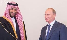 عربستان,روسیه
