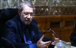 علی لاریجانی,کلیسا,مجلس نهم