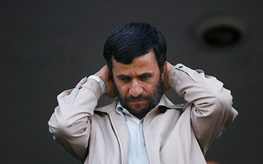 انتخابات مجلس دهم,حزب یکتا کارگزاران دولت احمدی نژاد ,محمود احمدی نژاد