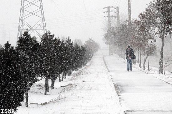 سرپرست تحقیقات اداره کل هواشناسی: تشویش اذهان عمومی درباره زمستان سخت و سرد درست نیست