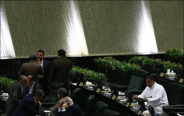 گعده های نمایندگان در جلسه امروز پارلمان