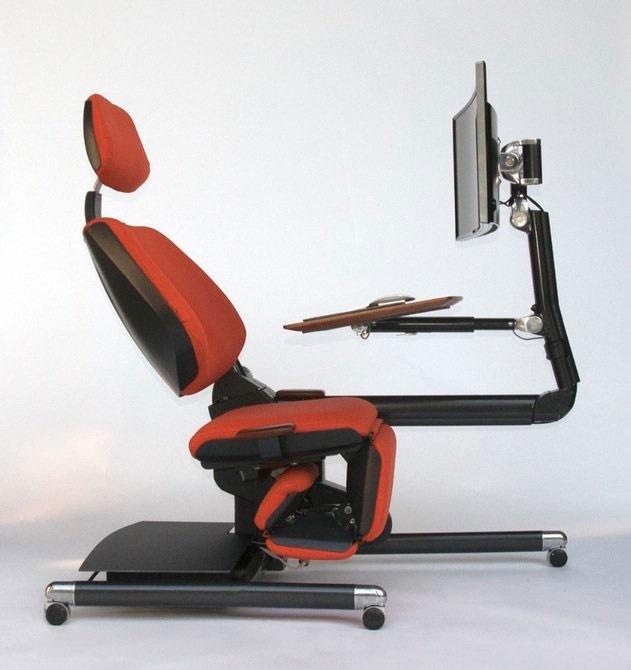 میز و صندلی رؤیایی 13 میلیون تومانی برای شمایی که 24 ساعت پشت کامپیوتر هستید