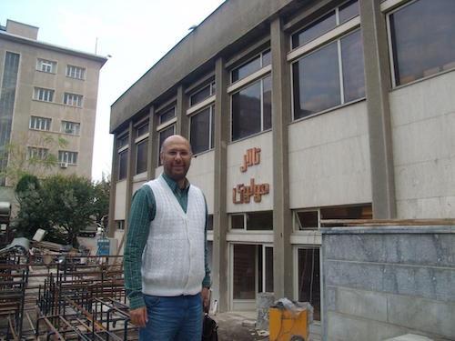 محمد بحرانی از اتمام بازسازی تالار مولوی خبر داد/ سالن خاطرهانگیز تئاتریها احیا شده است