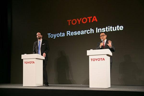 بودجه یک میلیارد دلاری تویوتا برای تحقیقات هوش مصنوعی/خیز برای خودروهای خودران