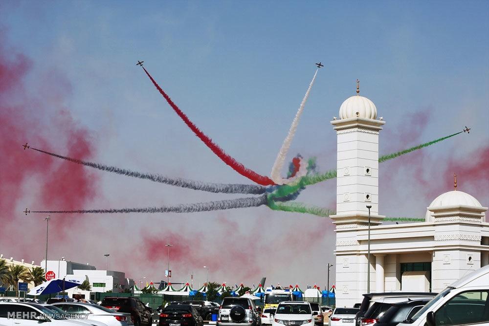 نمایشگاه محصولات هوایی دبی
