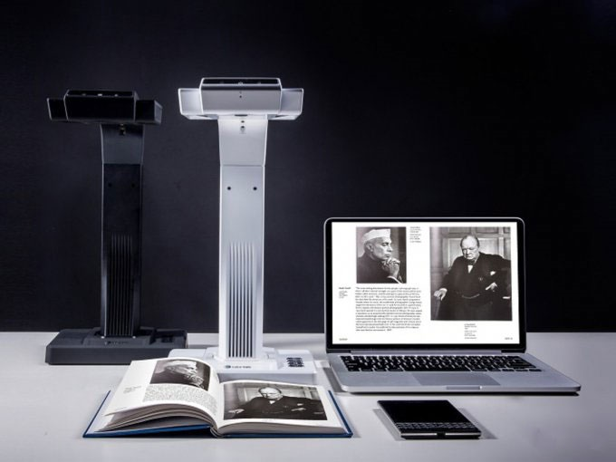 اولین اسکنر فوق هوشمند جهان