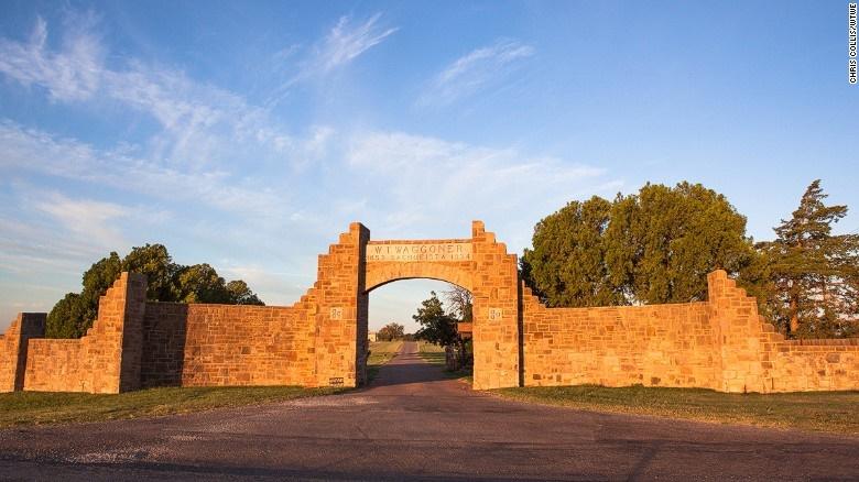 اخبار آمریکا Waggoner Ranch