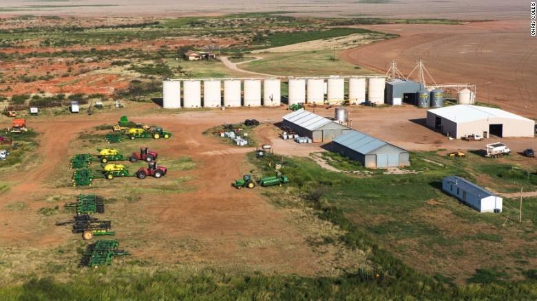 فروش مزرعه 725 میلیون دلاری که بزرگتر از دو شهر نیویورک و آتلانتا است