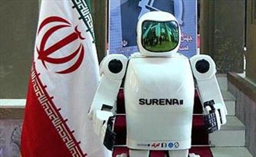رونمایی از سورنا 3؛جدیدترین و پیشرفتهترین ربات انساننمای ایران