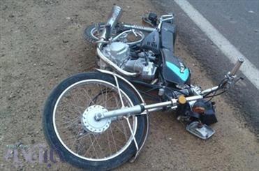 اقدام عجیب موتورسیکلتسوار در بزرگراه آزادگان جانش را گرفت