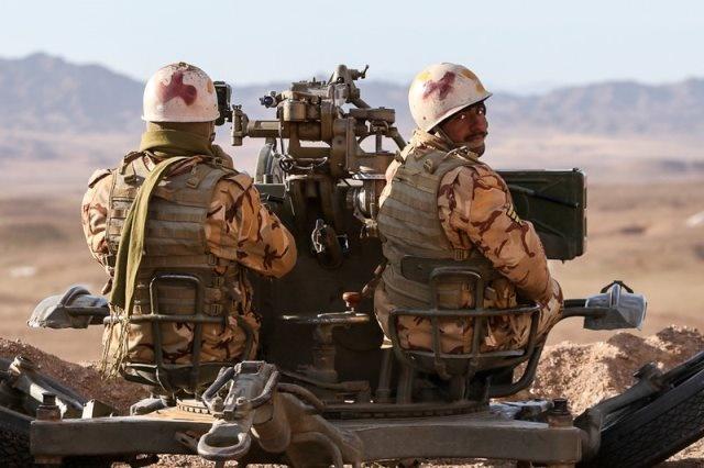 رزمایش,ارتش جمهوری اسلامی ایران