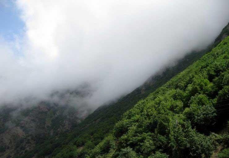 این جاده ایران، جزء ۵ جاده زیبای جهان است/ تصاویر