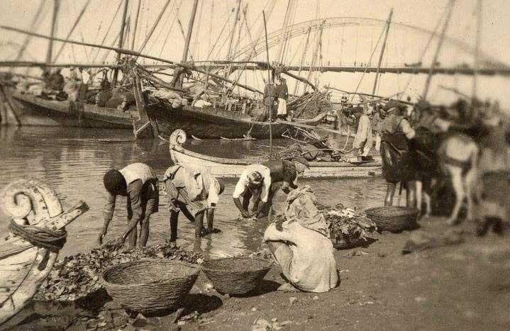عکسهای قدیمی اهواز مربوط به ۷۰ سال قبل
